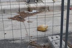 A fallen rock!! - Burriana