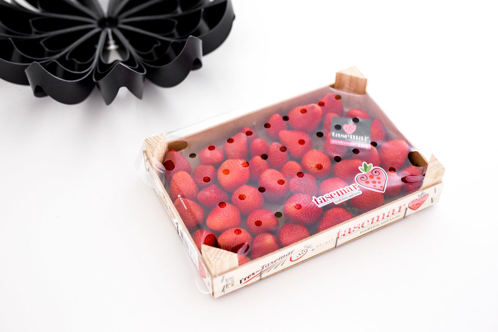 tuoreet mansikat