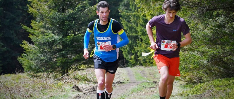 Italský veterán De Gasperi vyškolil mladíky na Perun Skymaratonu v Beskydech