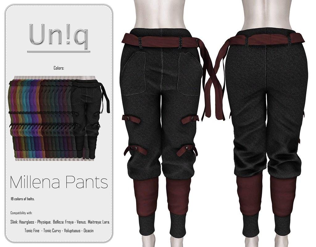 Millena Pants