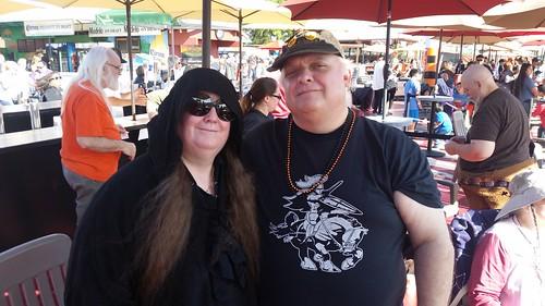 Trey & Barbara