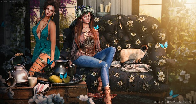 New Post: ∞Forever Twenty One∞ LOTD 687 Spring...