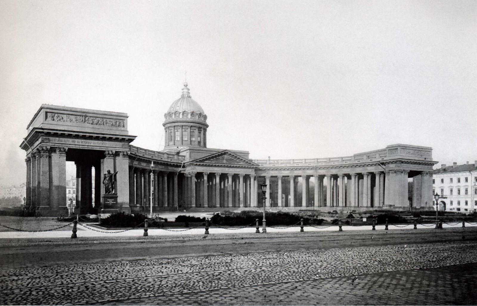 Казанский собор. 1902