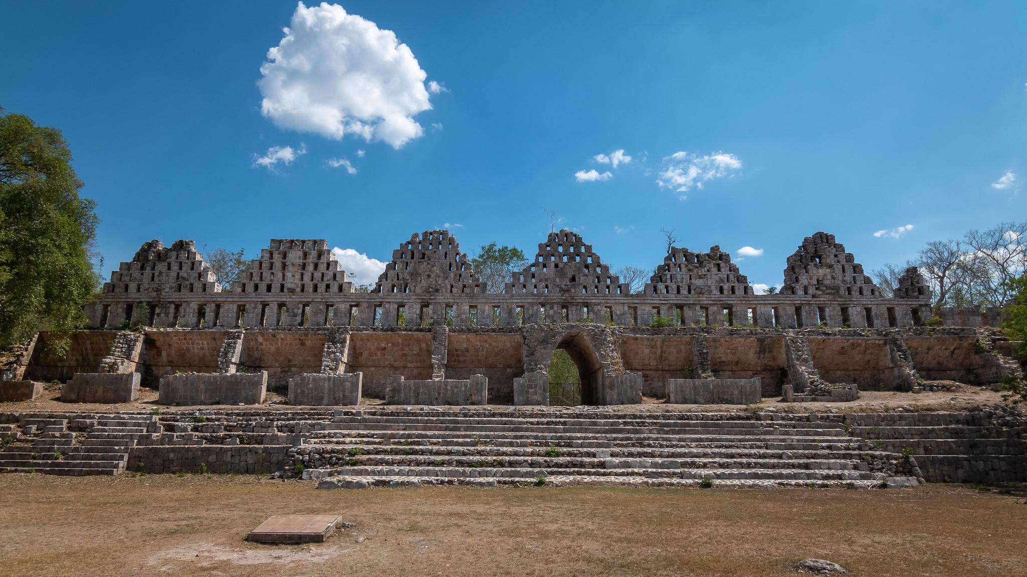 Uxmal - Yucatan - [Mexique]