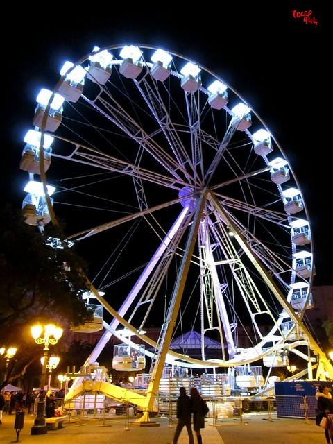 Ruota panoramica - Ferris wheel