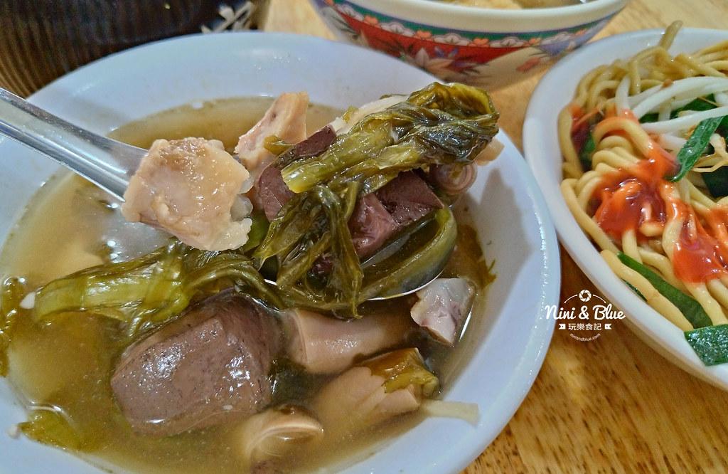 乾麵酸菜湯老店.台中火車站08