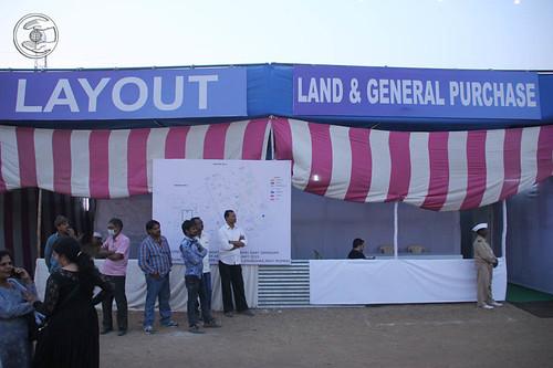 Pavilion of Layout