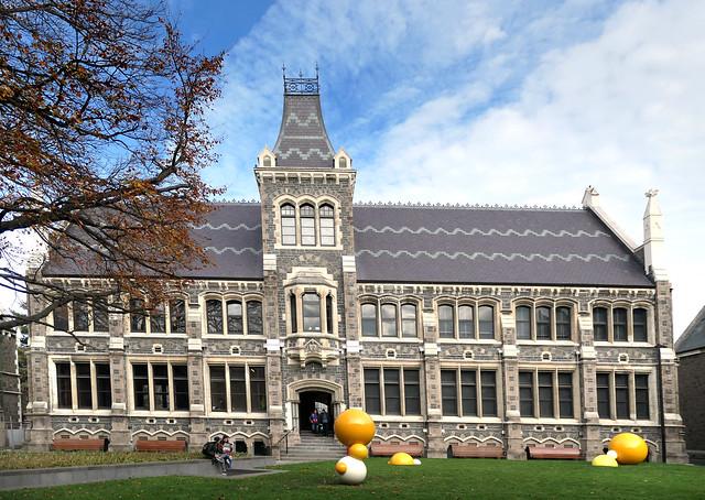 The Arts Centre.Christchurch. NZ.