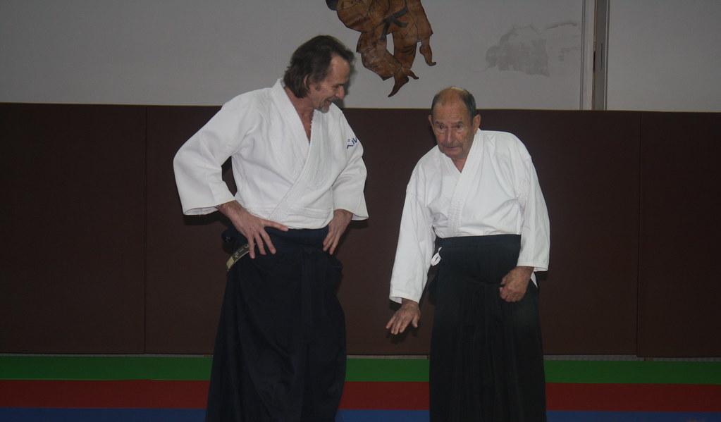 Guy Lorenzi avec Bernard Palmier 'tout petit ?'