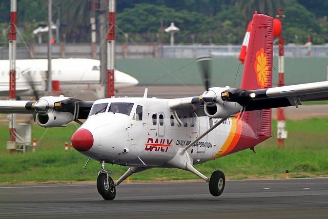 B-55571 Daily Air Corporation De Havilland Canada (Viking) DHC-6-400 Twin Otter