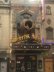 Broadway- Harry Potter and the cursed child