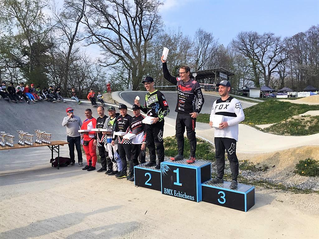 1. + 2. Swiss Cup in Lauf Echichens 13. + 14.04.2019