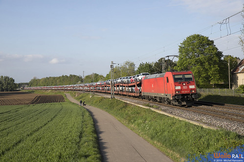 185 283 . DB Cargo . 47556 . Übach-Palenberg . 05.05.19.