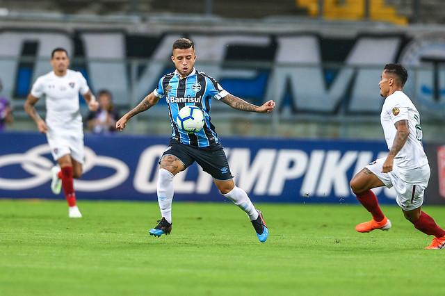 Gremio x Fluminense