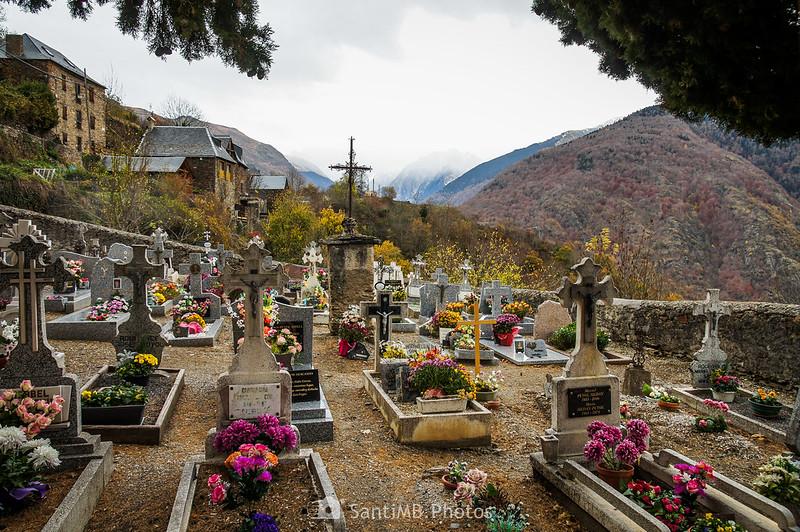 Cementerio religioso de Bausen