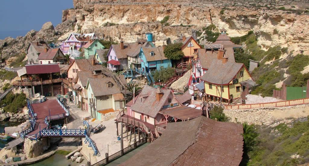 Popeye Village: dagje uit op Malta | Malta & Gozo