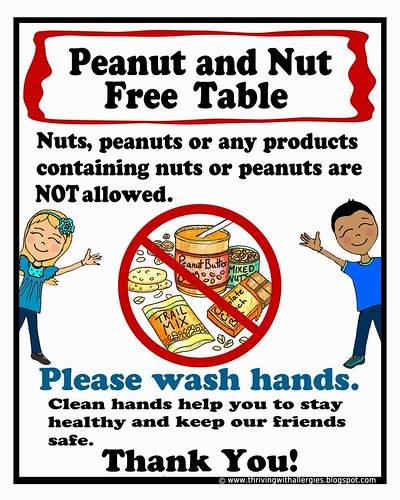 peanut_nut_free_table_sign