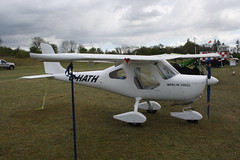 G-HATH Tech Pro Aviation HV100 [HV-19] Popham 040519