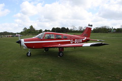 G-BUIK Piper PA-28-161 [28-7916469] Popham 040519