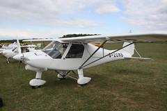 G-ZOMB Ikarus Comco C-42 [1706-7506] Popham 040519
