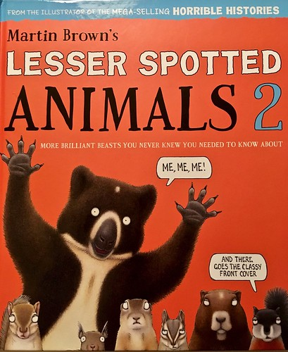 Martin Brown, Lesser Spotted Animals 2