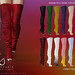 NX-Nardcotix Cearra Thigh High Boot