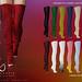 NX-Nardcotix Cearra Thigh High Boot