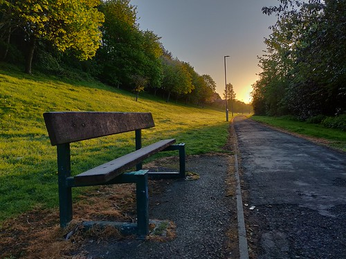 benchmonday benches seats sunrise sunset