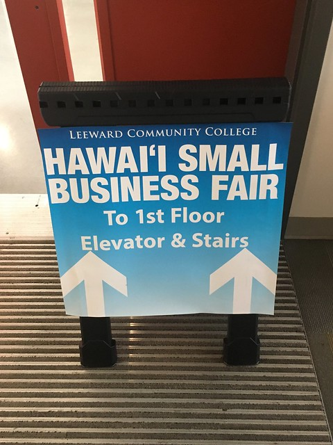 2019 Hawaii Small Business Fair @ LCC, May 4, 2019