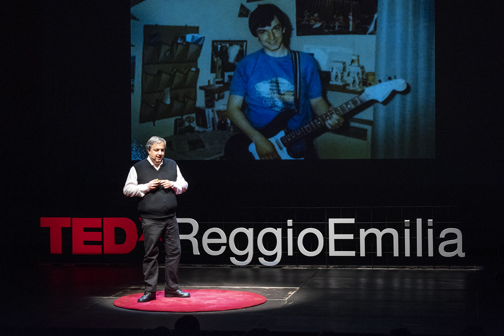 Tedxreggioemilia 2019 culture is future for Software progettazione giardini 3d free