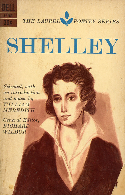 Dell Books LB156 - William Meredith - Shelley