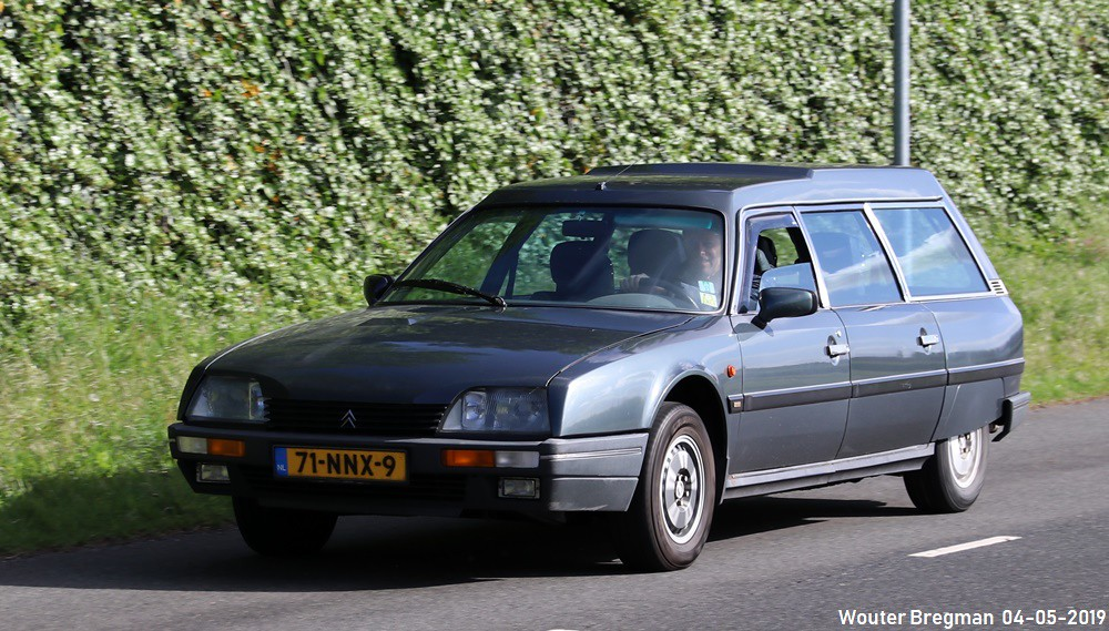 Citroën CX 20 RE Break 1986