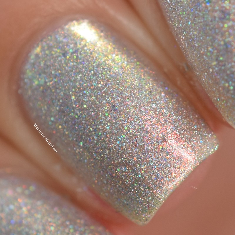 Girly Bits Lunar Ice swatch