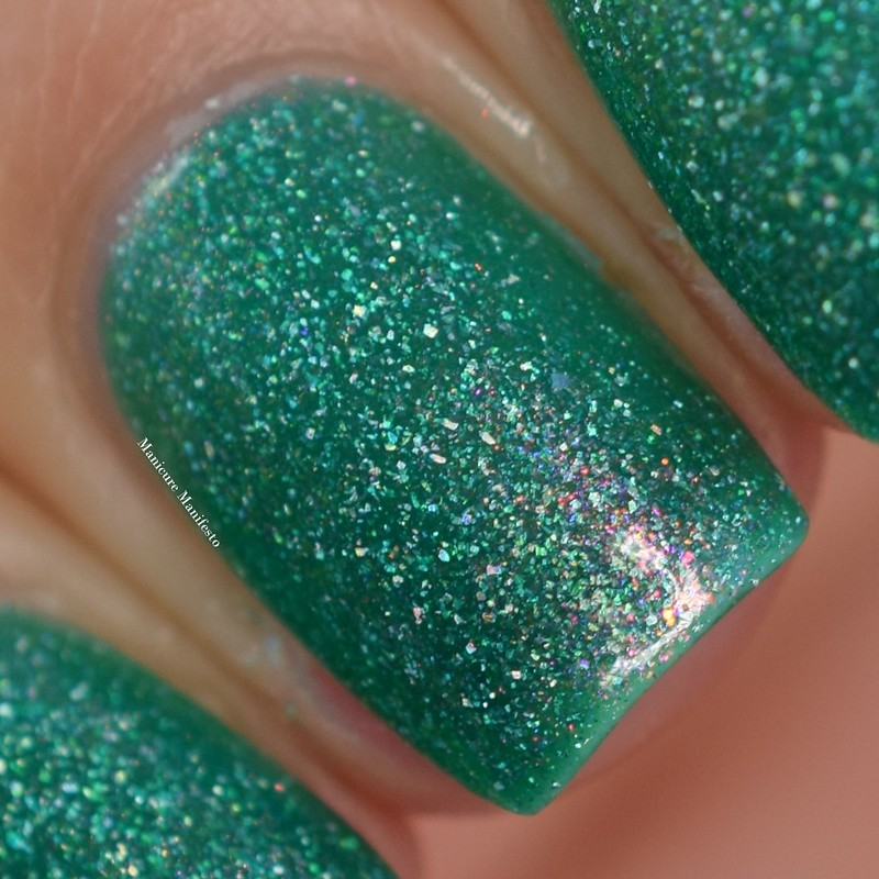 Girly Bits Lord of the Springs swatch