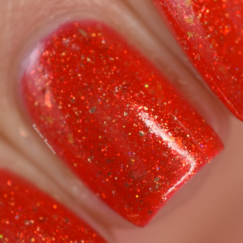 Girly Bits Calla Me Maybe swatch