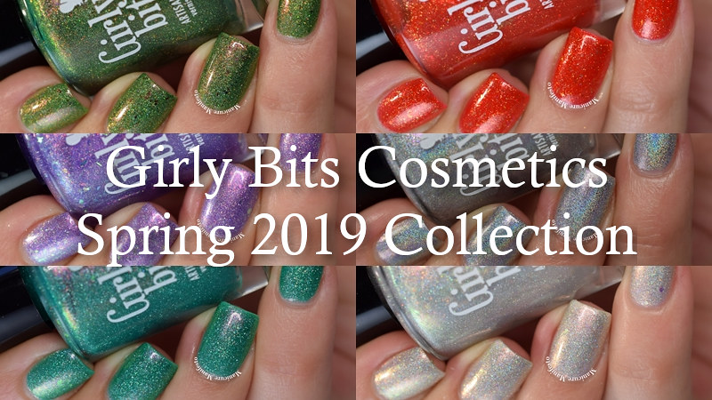 Girly Bits Spring 2019 Collection