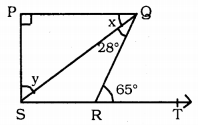 KSEEB Solutions for Class 9 Maths Chapter 3 Lines and Angles Ex 3.3 9