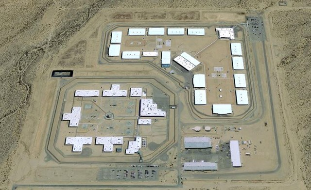 Arizona State Prison Complex_Kingman_Arizona_Overhead View
