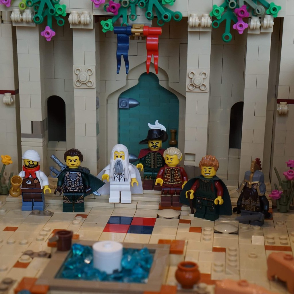 Swedish Lego Maffia in Barqa, Historica