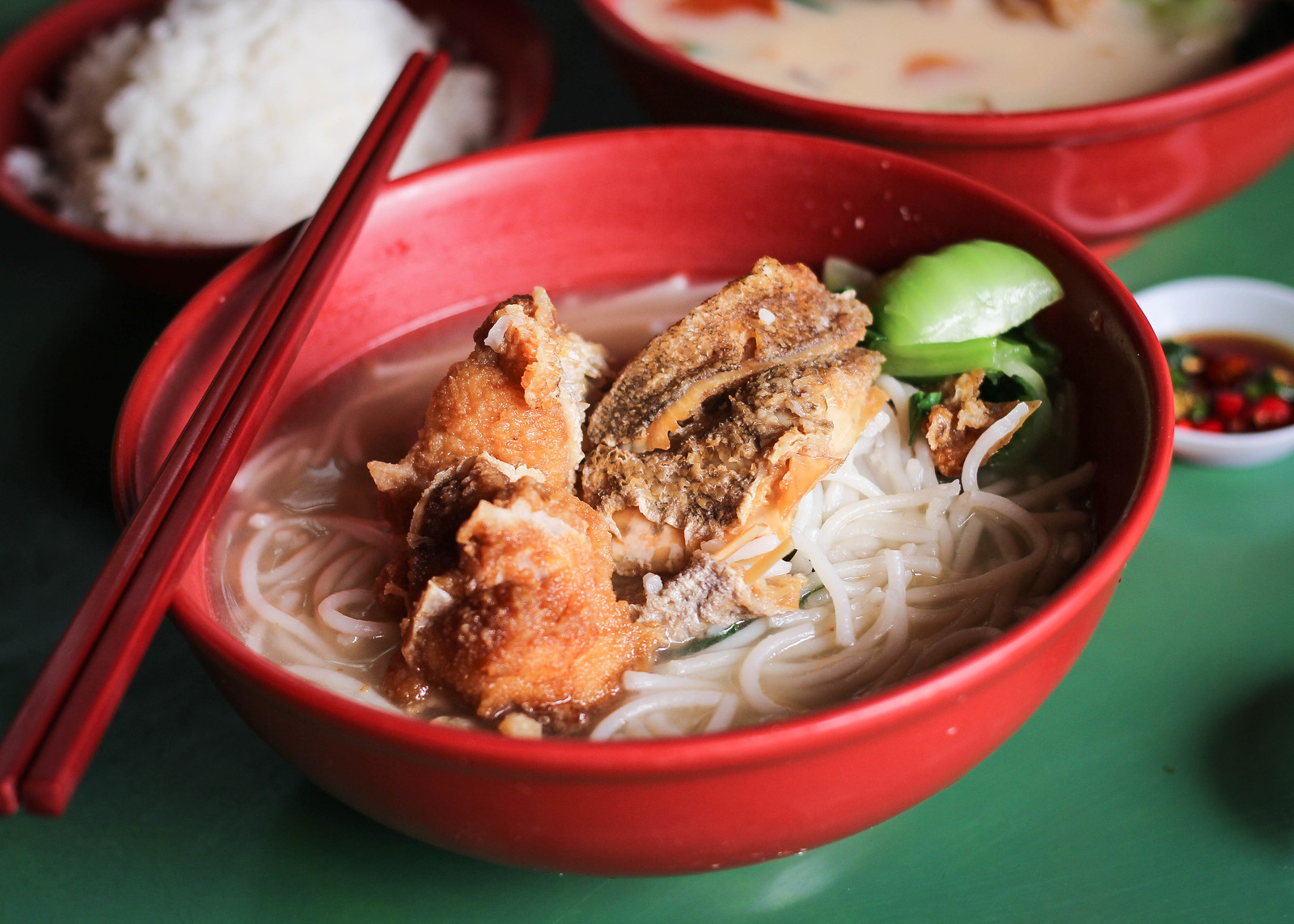 Jin Hua Fish Soup
