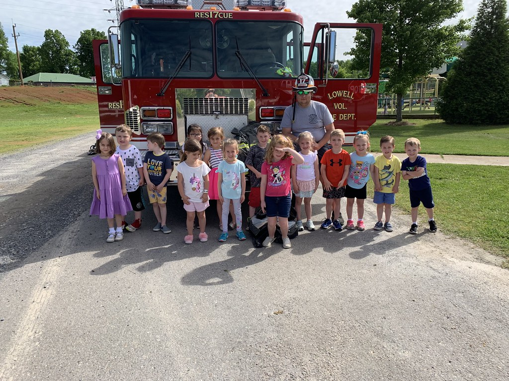Around the Preschool 050619