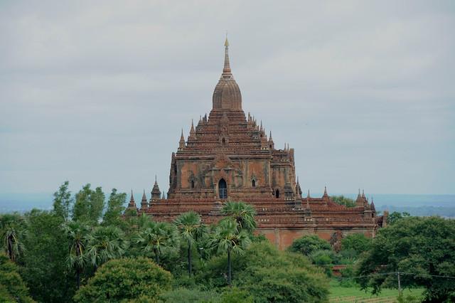 Sulamani Paya, Bagan, Myanmar (Birmania) D700 1554