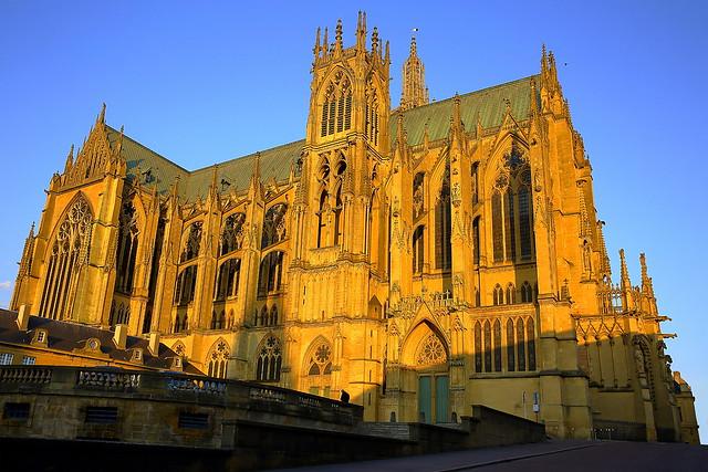 Kathedrale Saint-Étienne Metz
