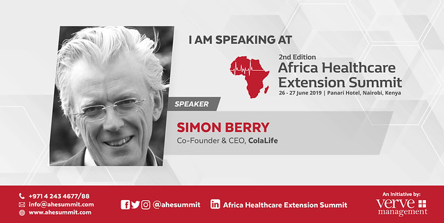 Speaker Simon Berry - Healthcare Extension Summit Speaker-Simon-Berry-750x330