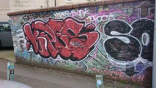 Vandalism vandalised