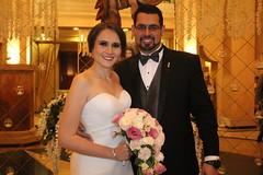 Se unen en matrimonio Roxana y Alberto