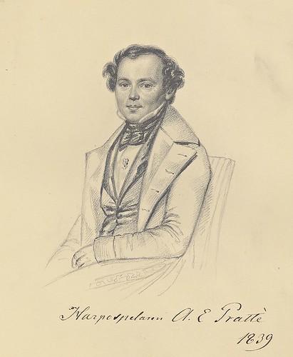 Antoine Edouard Pratté