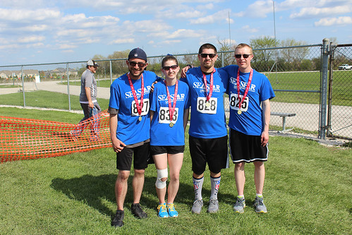 Special Olympics Illinois Spring Games 2019
