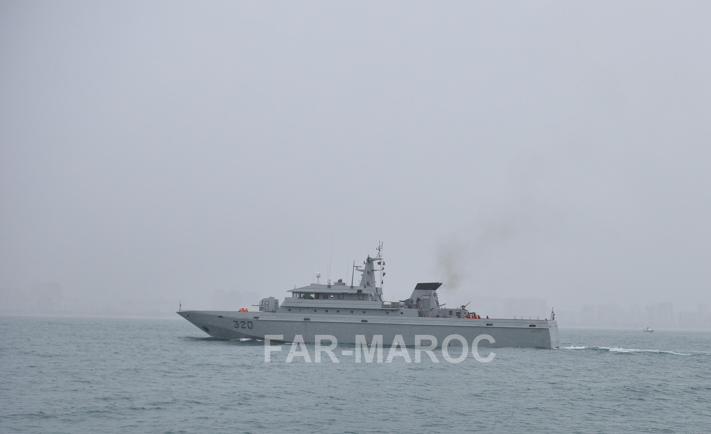 Royal Moroccan Navy Patrol Boats / Patrouilleurs de la Marine Marocaine - Page 14 32855906607_8c1bb31e3d_o