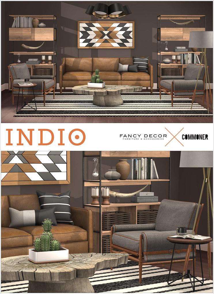 The Indio Collection - TeleportHub.com Live!